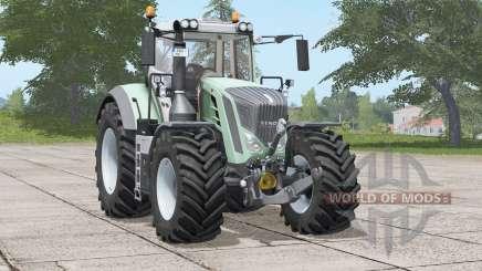 Fendt 800 Vario〡wide choice of wheels for Farming Simulator 2017