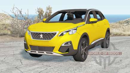 Peugeot 3008 2017 for BeamNG Drive