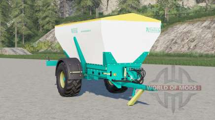Camara AD9〡two types of wheel for Farming Simulator 2017