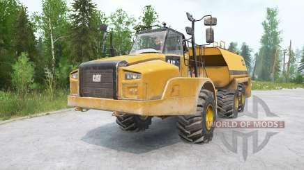 Caterpillar 745C for MudRunner