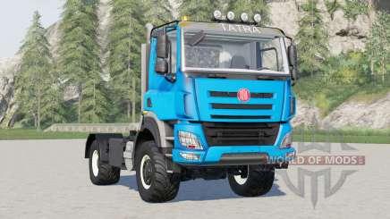Tatra Phoenix T158 4x4 Tractor Truck for Farming Simulator 2017