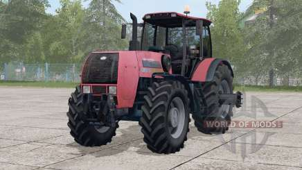 MTZ-2522DV Belarus for Farming Simulator 2017