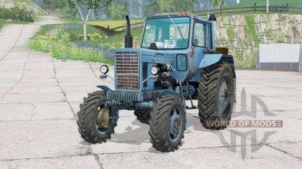 MTZ-82 Belaruꚃ for Farming Simulator 2015