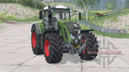 Fendt 936 Vario〡folding front arm for Farming Simulator 2015