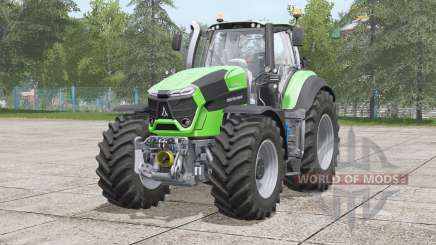 Deutz-Fahr Serie 9 TTV Agrotrѻn for Farming Simulator 2017