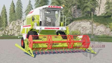 Claas Dominator 88 SL for Farming Simulator 2017