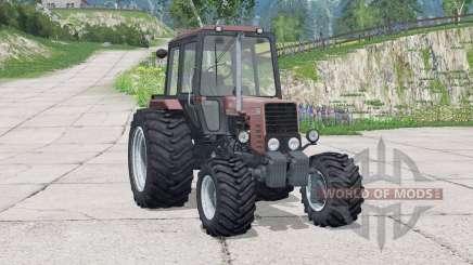 MTZ-82.1 Belaus for Farming Simulator 2015