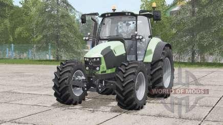 Deutz-Fahr 5110 TŦV for Farming Simulator 2017