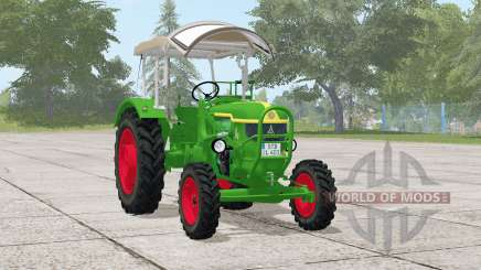 Deutz D 40S〡small, robust tractor for Farming Simulator 2017