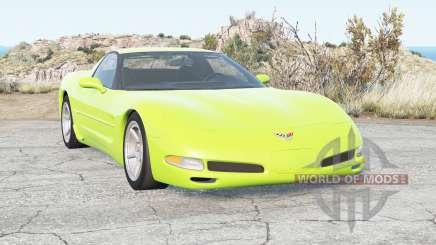 Chevrolet Corvette Z06 (C5) 2002 for BeamNG Drive