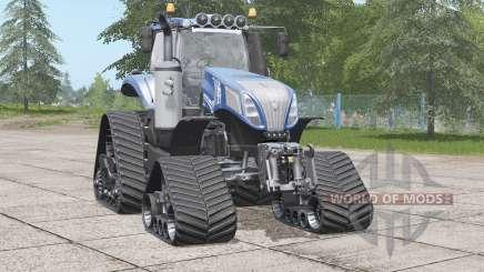 New Holland T8 series〡QuadTrac for Farming Simulator 2017