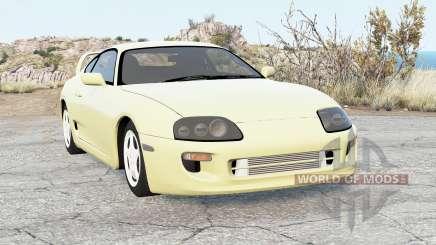 Toyota Supra 1993 for BeamNG Drive