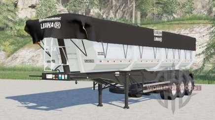 Randon Dumper Bulk Semi-trailer for Farming Simulator 2017