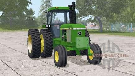John Deere 4050 serieᶊ for Farming Simulator 2017