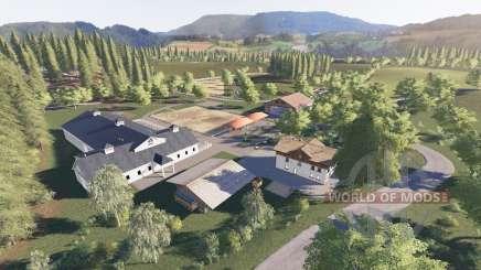 České Slezsko for Farming Simulator 2017