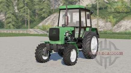 UMZ-8240 rotating driveshaft for Farming Simulator 2017