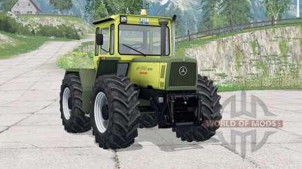 Mercedes-Benz Trac 1800 intercooler〡3 versions for Farming Simulator 2015