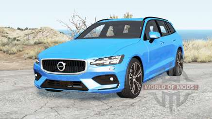 Volvo V60 T6 AWD Momentum 2018 for BeamNG Drive