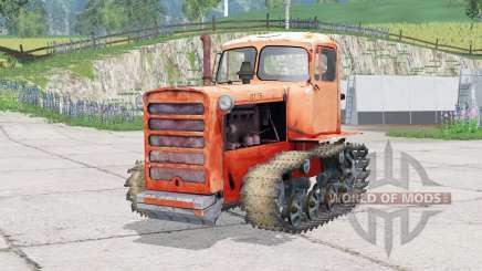 DT-75M Kazakhstan 41shosts traces for Farming Simulator 2015