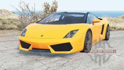 Lamborghini Gallardo LP 560-4 Bicolore 2011 for BeamNG Drive