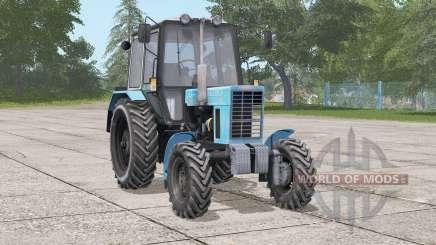 MTZ-82.1 Belarus〡bonnet opens for Farming Simulator 2017