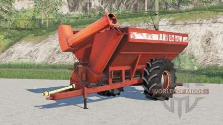 Don-20 NPP〡regulated unloading speed for Farming Simulator 2017