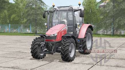 Massey Ferguson 5610〡with frontloader for Farming Simulator 2017
