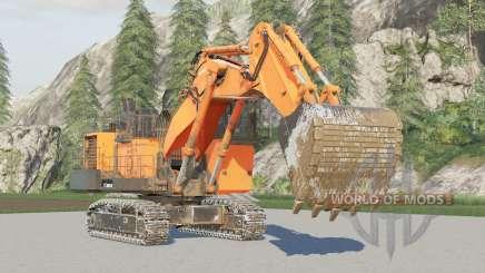 Hitachi EX2600〡mining excavator for Farming Simulator 2017