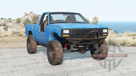 Gavril D-Series Off-Road v2.0 for BeamNG Drive