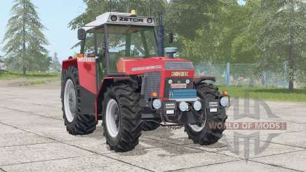 Zetor 16145〡real gearbox for Farming Simulator 2017