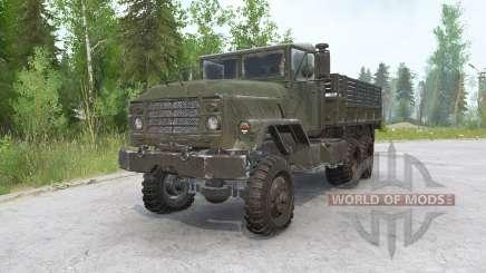 M925 1984 for MudRunner