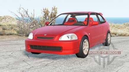 Honda Civic Type-R (EK9) 1997 for BeamNG Drive