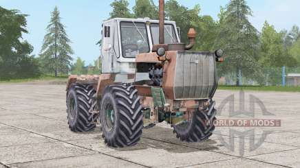 T-150K〡shooted glass for Farming Simulator 2017