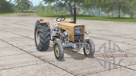 Ursus C-360〡with or without mud flaps for Farming Simulator 2017