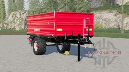 Metal-Fach T703A for Farming Simulator 2017
