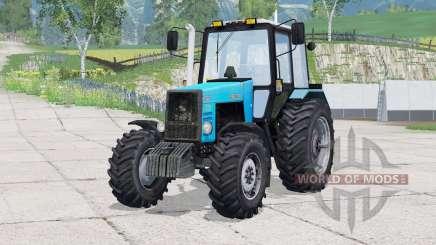 MTZ-1221 Belarus〡light adjusted for Farming Simulator 2015
