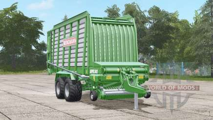 Bergmann Repex 34Ꚃ for Farming Simulator 2017
