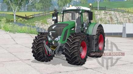 Fendt 900 Variꙩ for Farming Simulator 2015