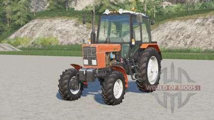 MTZ-82.1 Belarus〡configuration of modifications for Farming Simulator 2017