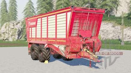 Krone TX 460 D〡selectable brands for Farming Simulator 2017