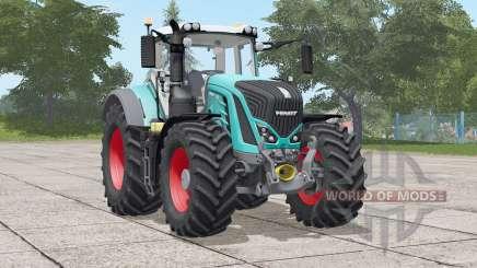 Fendt 900 Vario〡lot of extra configurations for Farming Simulator 2017