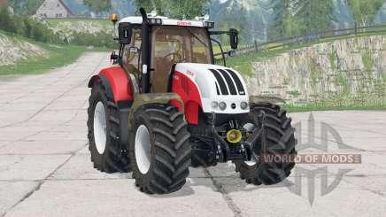 Steyr 6230 CꝞT for Farming Simulator 2015