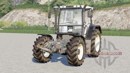 Fendt F 380 GTA Turbo〡animated levers for Farming Simulator 2017