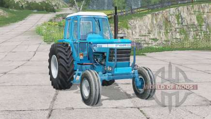 Ford TW-10〡frontloader support for Farming Simulator 2015