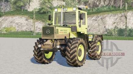Mercedes-Benz Trac 1000 Intercooleꞧ for Farming Simulator 2017