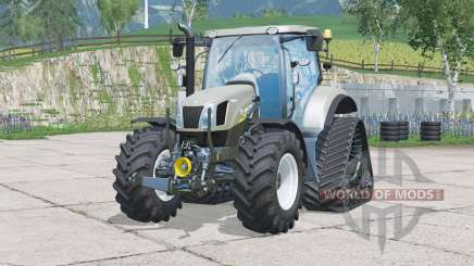 New Holland T6 series〡RowTrac for Farming Simulator 2015