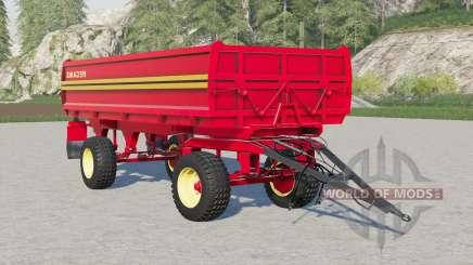 Zmaj 511 for Farming Simulator 2017