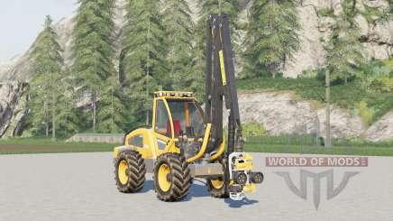 Sampo Rosenlew HR46X〡color choice for Farming Simulator 2017