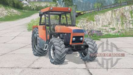 Zetor 16145〡FL console option for Farming Simulator 2015