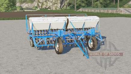 SZP-3,6 for Farming Simulator 2017